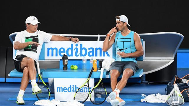 """Toni Nadal : """"Rafael a été un peu surpris mais il est entre d'excellentes mains"""""""