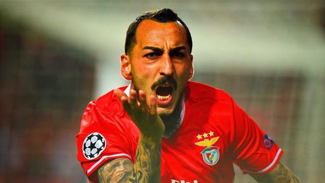 Dortmund et Aubameyang ont tout raté, Benfica en a profité