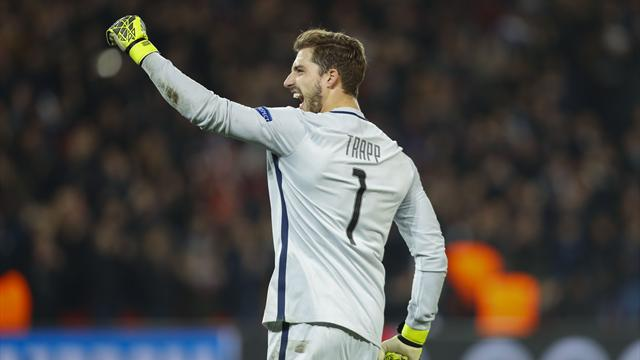 "Trapp : ""On doit gagner pour les supporters"""