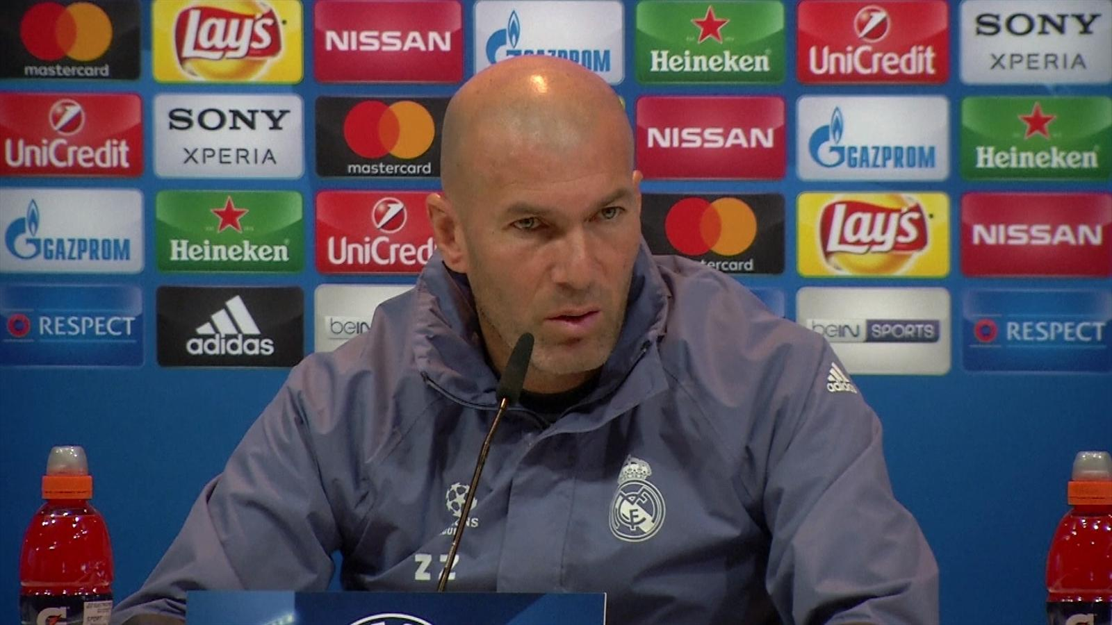 Video zidane bale has recovered but napoli might be - University league tables french ...