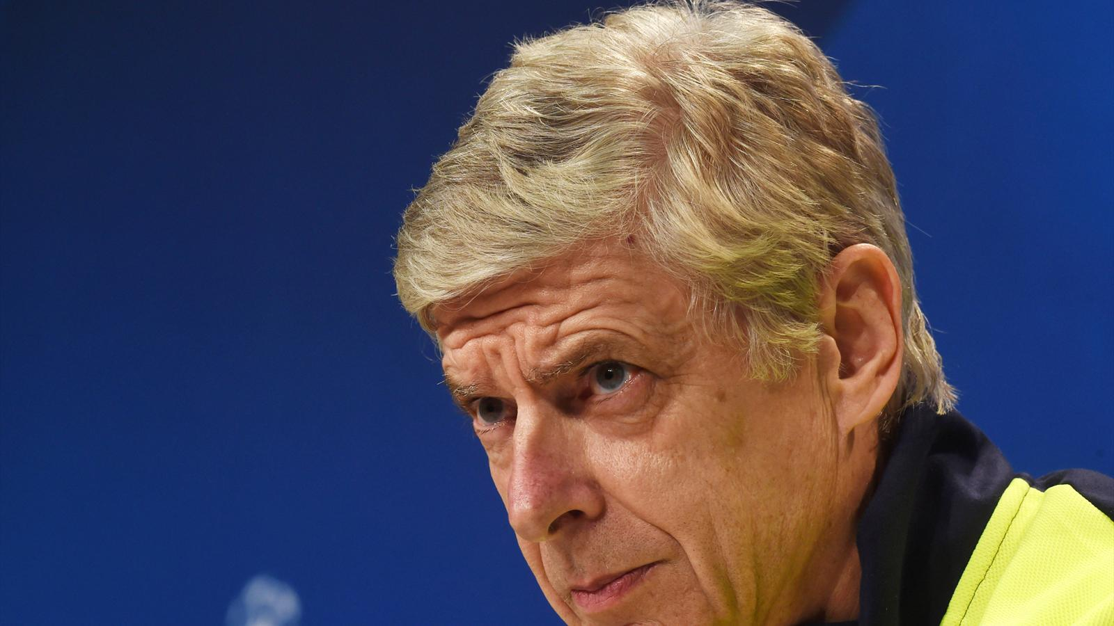 Arsene wenger i will manage next season either at - University league tables french ...