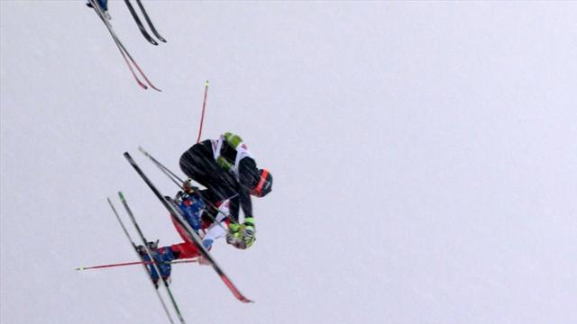 Watts: St Moritz'de güldüren sahneler (Kısa versiyon)