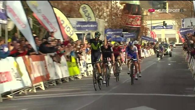 Vuelta a Andalucia: Valverde si aggiudica il primo sprint