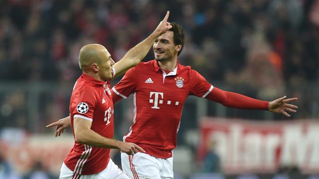 Robben a mis sa spéciale et c'était imparable pour Ospina