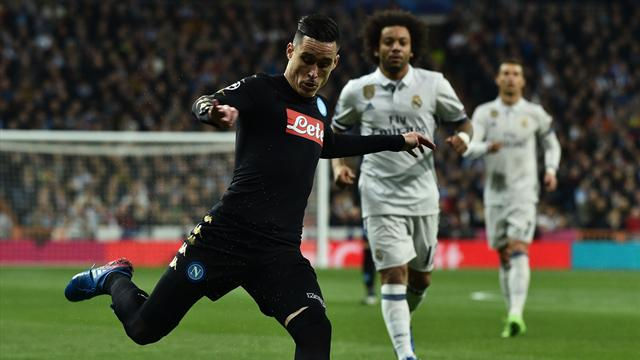 Il Napoli deve inchinarsi al Real, Hamsik: