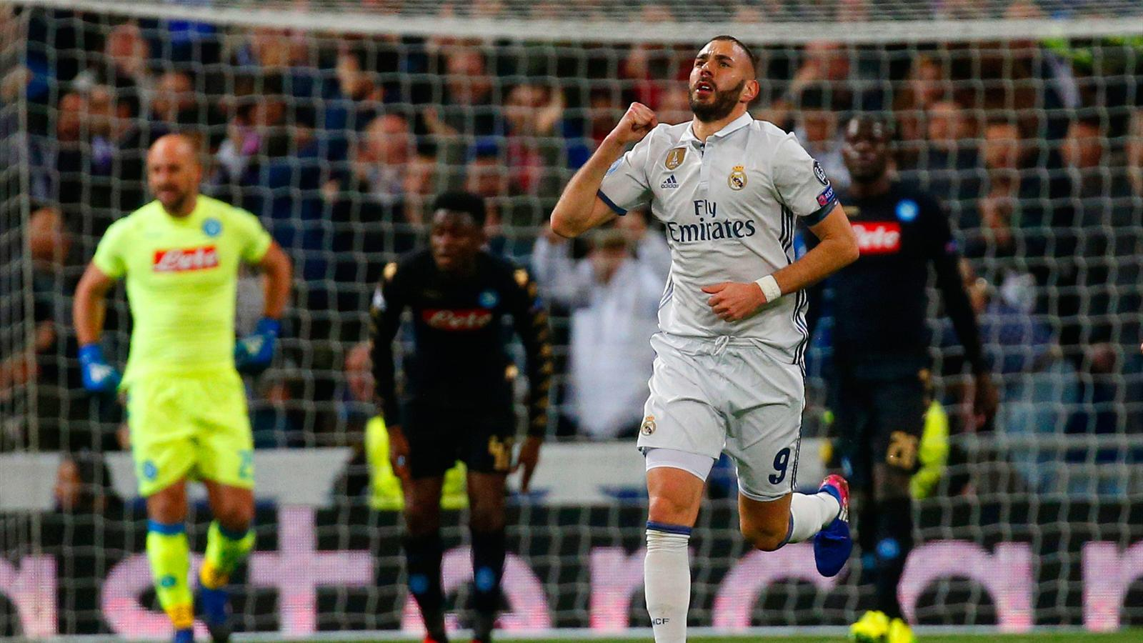 Real madrid 39 s benzema silences his critics football - University league tables french ...