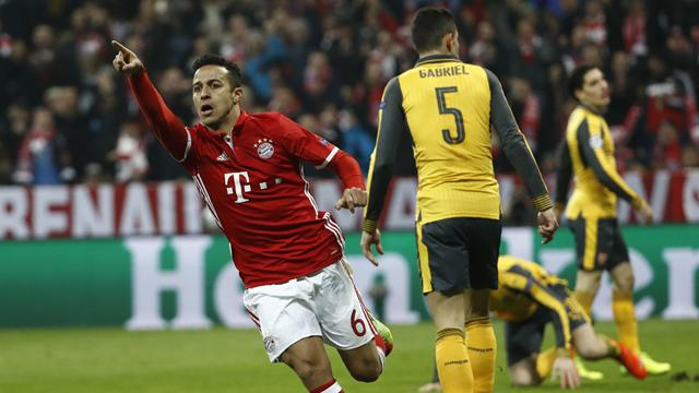 Le pagelle di Bayern Monaco-Arsenal 5-1