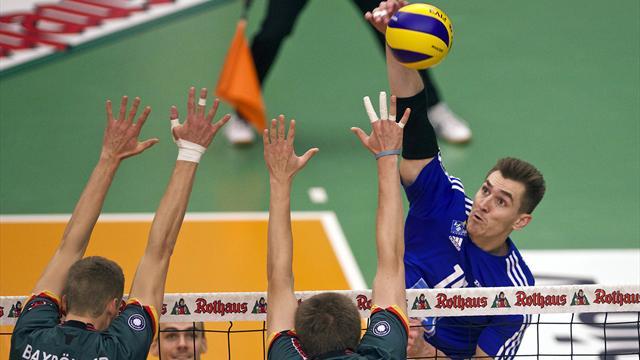 Volleyball: Zum 20. Mal Berlin gegen Friedrichshafen