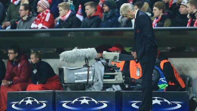 L'antisèche : Ça ressemble à la déroute de trop pour Wenger