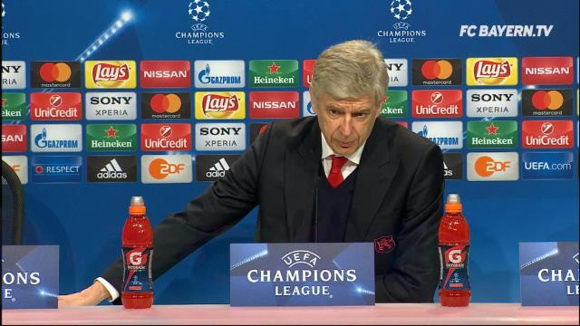 """Wenger : """"Un cauchemar pendant 25 minutes"""""""