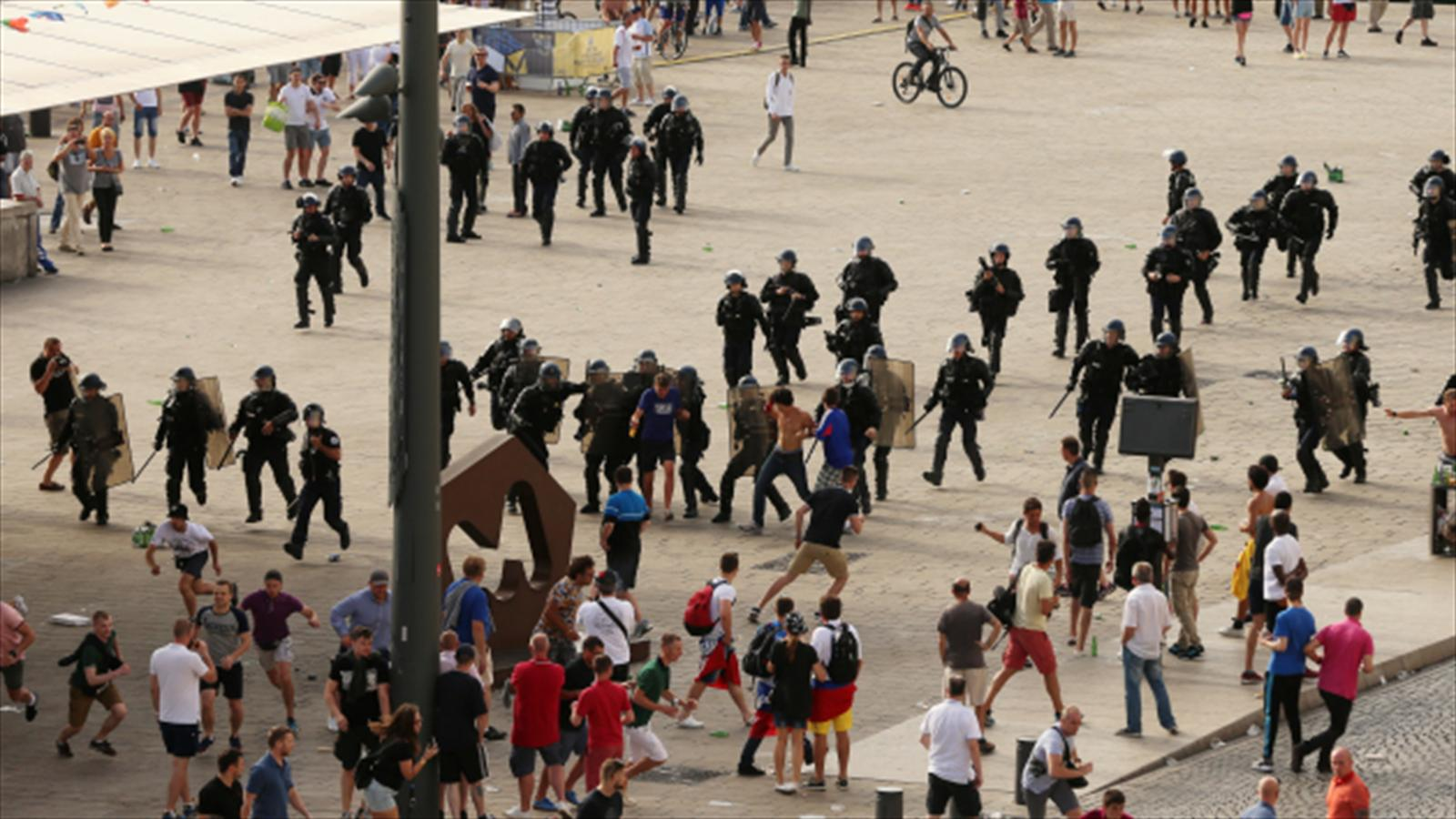 Russian hooligans warn england fans they will be targeted - University league tables french ...
