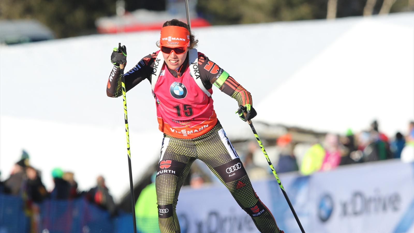 Biathlon Massenstart