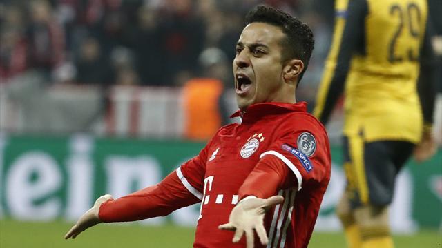 Tout a été plus simple pour le Bayern grâce à Alcantara
