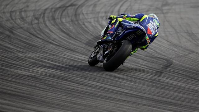 """Valentino Rossi: """"Parece que seguimos la dirección equivocada"""""""