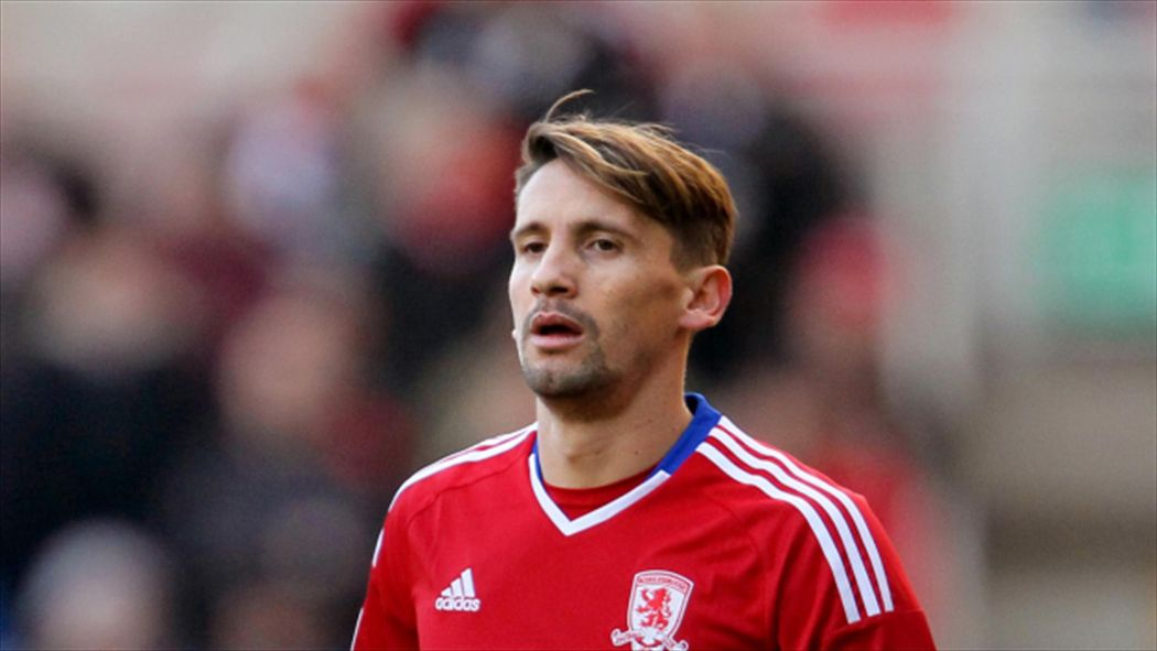 Gaston Ramirez given vote of confidence by Middlesbrough