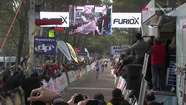 Contador ci prova, ma vince Pinot: sua la 2a tappa della Vuelta a Andalucia