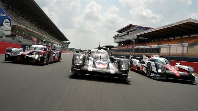 Se 24-timersløpet på Le Mans direkte på Eurosport Player