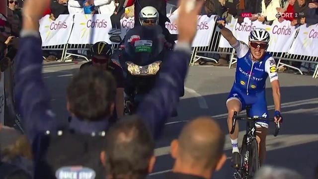 Colpo doppio per Daniel Martin in Algarve: 2a tappa e maglia di leader