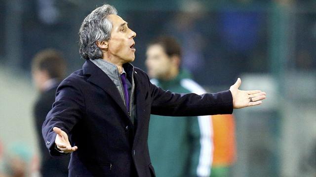 """Paulo Sousa: """"Bernardeschi? L'ho cambiato per scelta tattica ma ha fatto un bellissimo gol"""""""