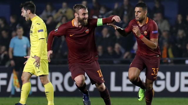 Le pagelle di Villarreal-Roma 0-4