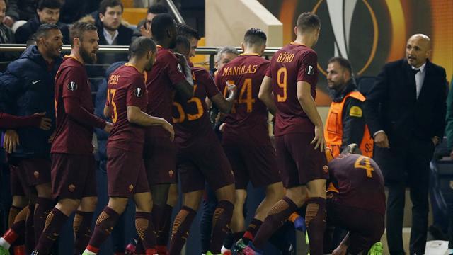 """Spalletti: """"Fazio-Strootman-Dzeko grande spina dorsale"""", Edin: """"Porto il pallone a mia figlia"""""""