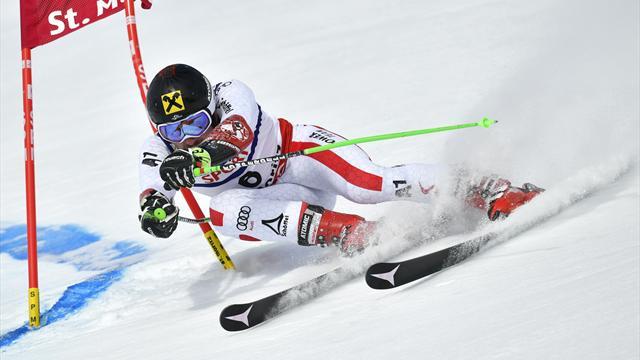 Ski-WM: Hirscher fährt zum WM-Titel im Riesenslalom