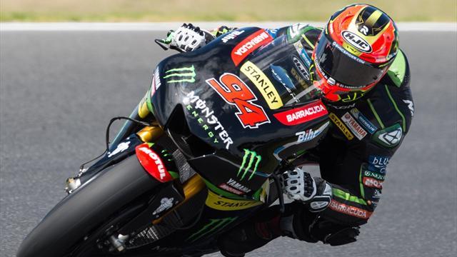 MotoGP-Test: Spanier dominieren, Folger beeindruckt