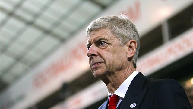 Wenger: I will manage next season - either at Arsenal or somewhere else