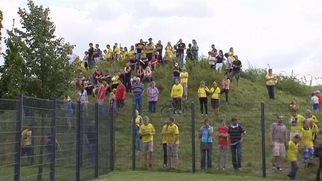 Allenamenti sempre spiati: il Dortmund compra la collinetta sopra il campo