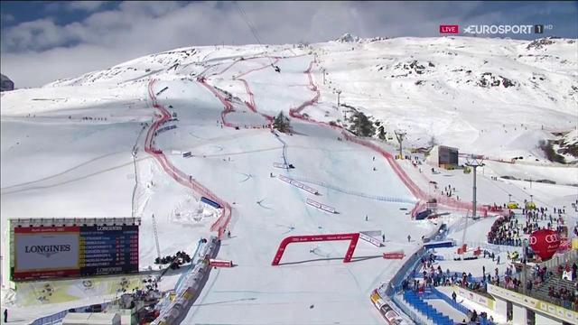 Paura a St.Moritz: aereo trancia cavo, telecamera sospesa precipita sul traguardo