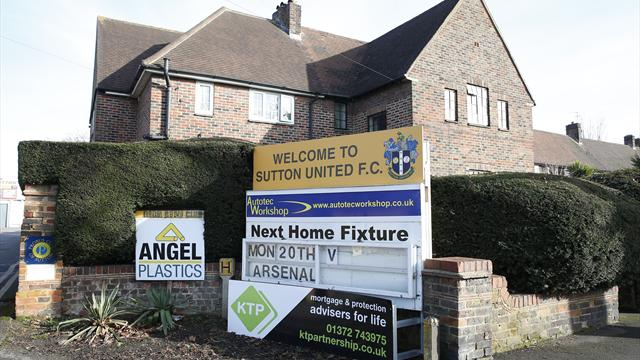 Could Sutton inflict further misery on Wenger in the FA Cup?