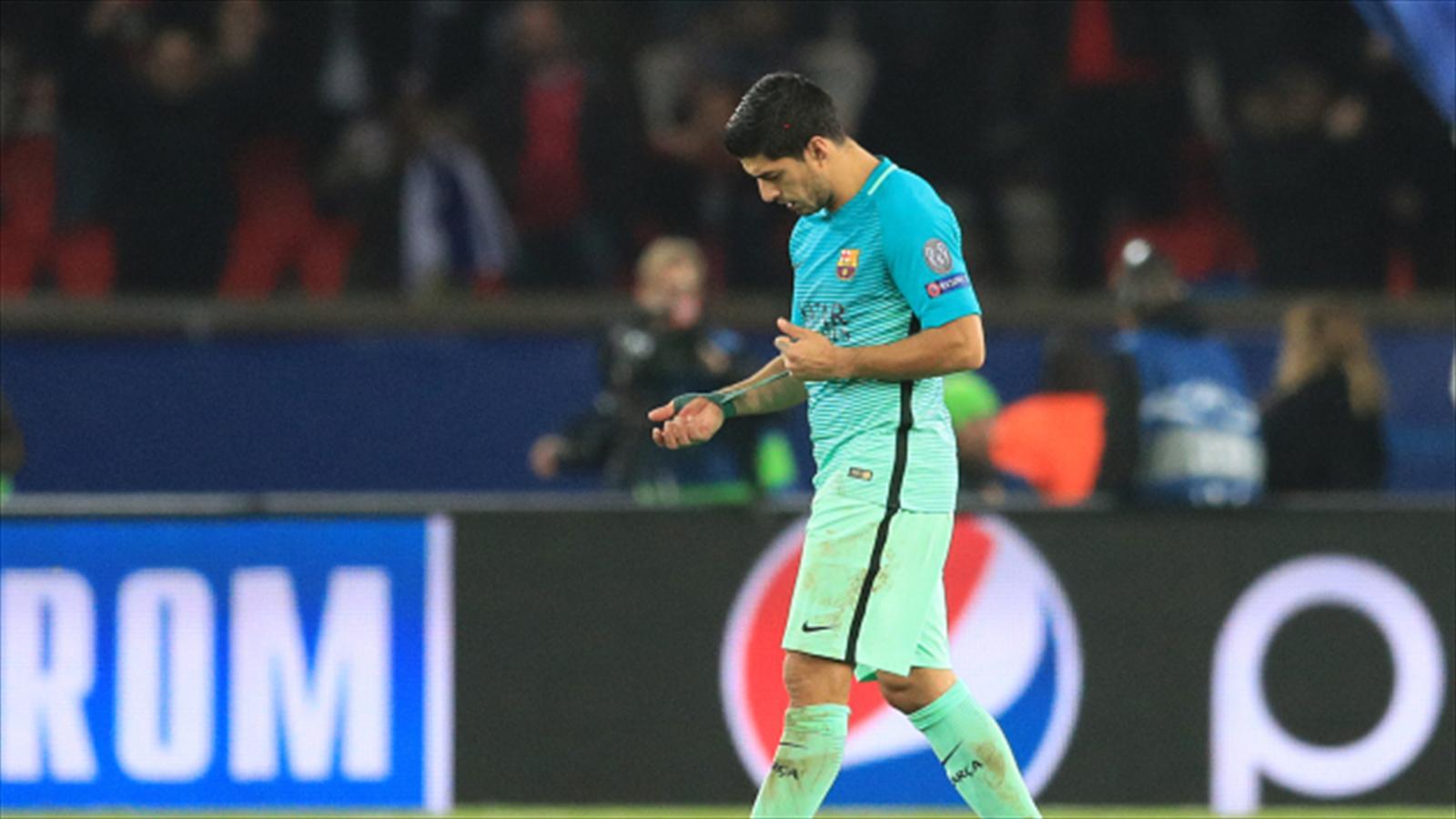 Barcelona appeal luis suarez copa del rey dismissal to cas - University league tables french ...