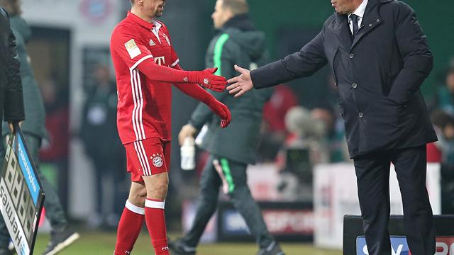 FC Bayern: Ribéry-Rückkehr gegen HSV möglich