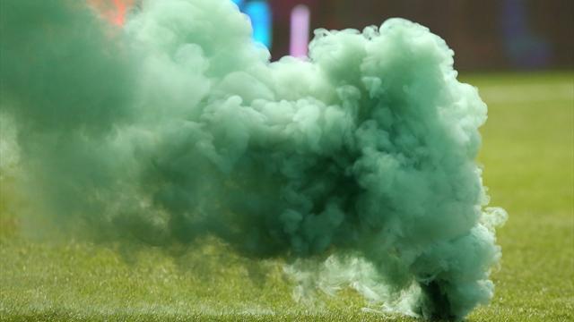 Rauchbomben: Würzburg muss 4000 Euro zahlen