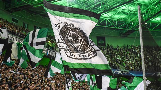 Gladbach-Fans schweigen gegen Leipzig 19 Minuten lang