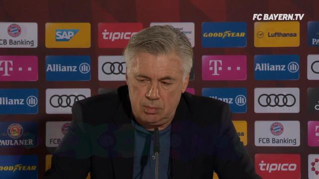 """Ancelotti : """"Wenger peut trouver un autre club"""""""