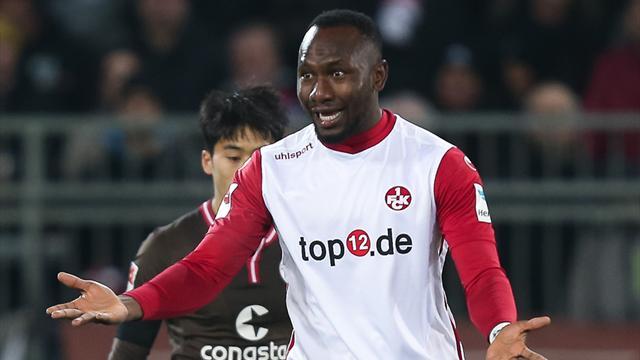 Afrika-Cup-Gewinner Zoua führt Kaiserslautern zum Sieg