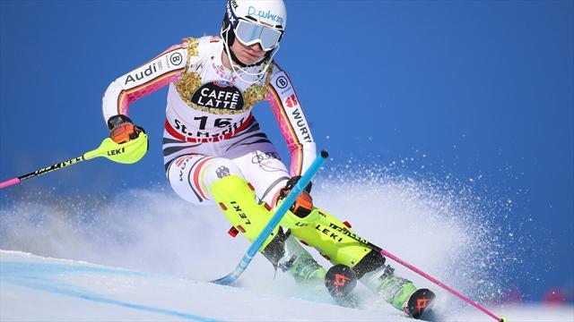 Ski Alpin: Slalom der Frauen live im TV und im Livestream