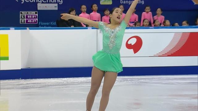Mihara gewinnt mit Saison-Bestleistung