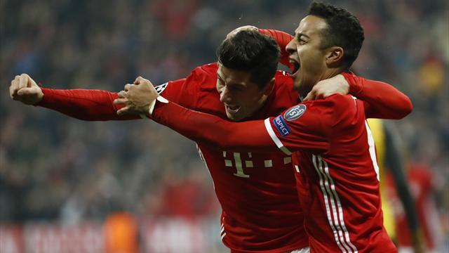 Le Bayern qualifié pour les demies après sa victoire contre Schalke 04