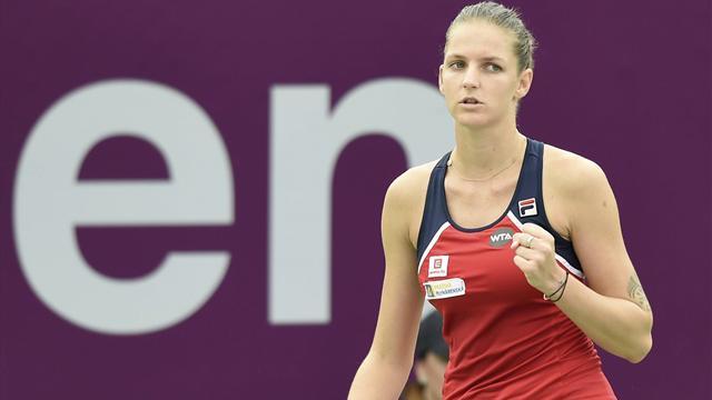 Pliskova, deuxième titre en deux mois