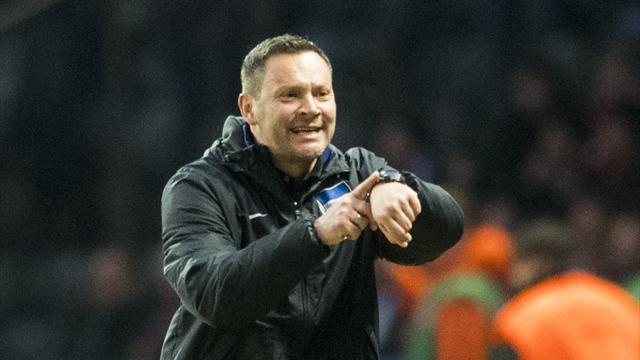 Le Hertha fustige «le bonus du Bayern»