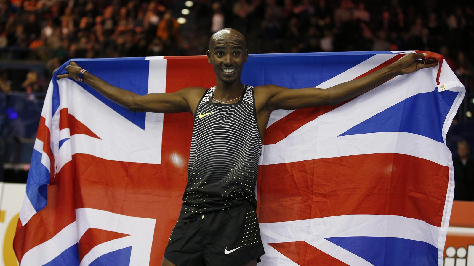 Mo farah bows out of indoor athletics with european record - University league tables french ...