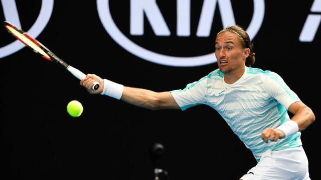 Tennis, a Winston Salem Lorenzi e Seppi si ferma