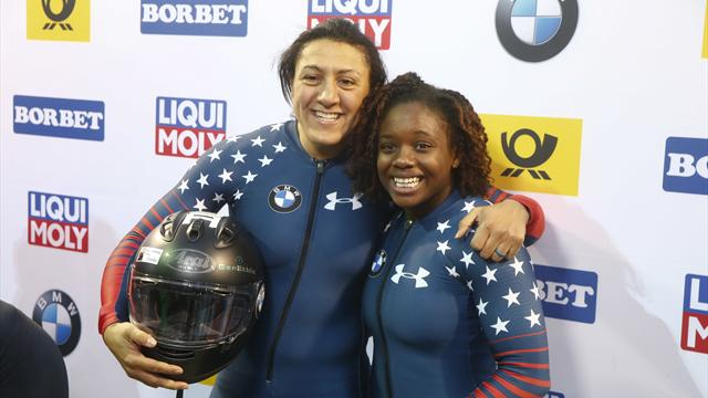 Meyers Taylor takes bobsleigh glory in dramatic final run