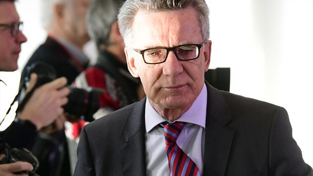 Bob: De Maizière geht nicht weiter von staatlich finanzierter Doppellösung aus