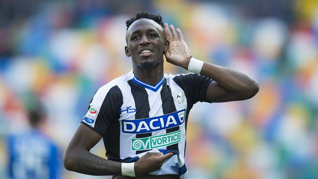 L'Udinese è la squadra in Europa che impiega più stranieri: oltre il 95% non è italiano