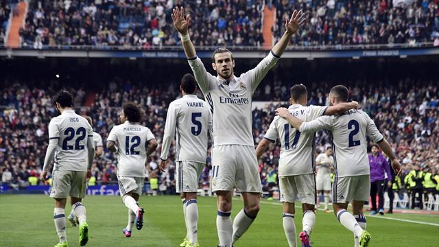 Gareth Bale vuelve a la convocatoria del Real Madrid