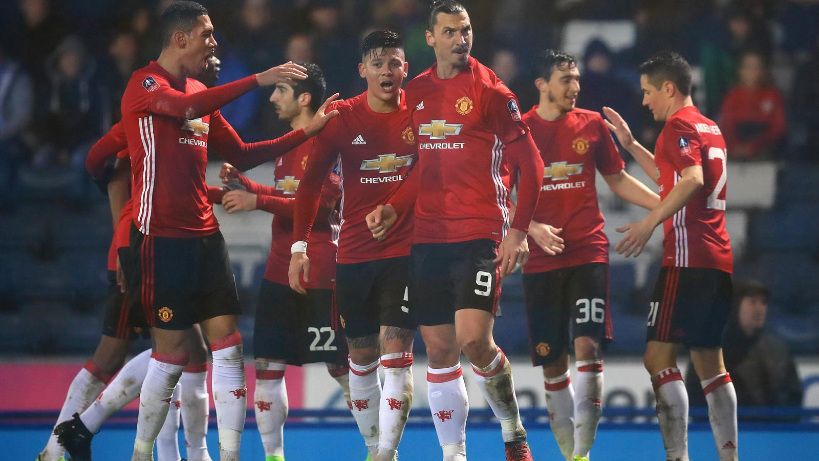 Zlatan ibrahimovic paul pogba combine to send manchester - University league tables french ...