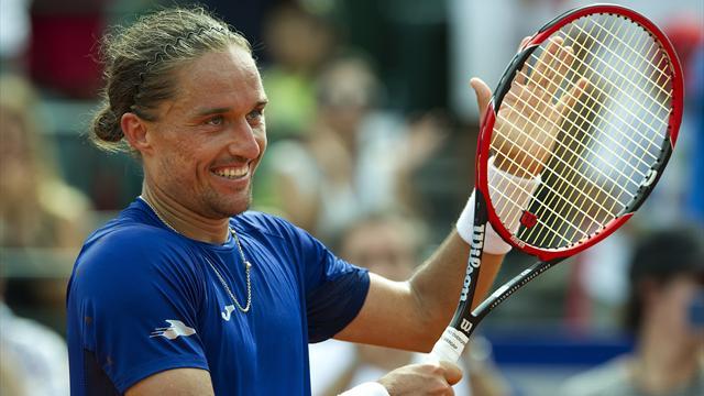 Долгополов обыграл Нисикори и взял первый титул с 2012 года